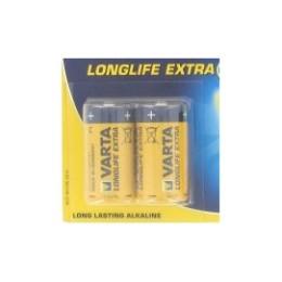 Piles alcalines  LR14 1,5 V (les 2)