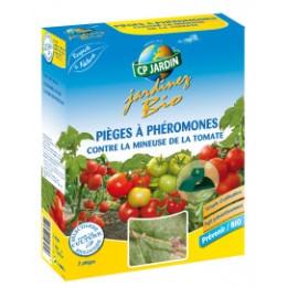 Piège à phéromone contre la mineuse de la tomate (les 2)