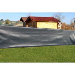 Brise vue occultant gris anthracite 5 m x 1,50 m