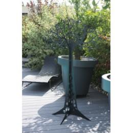 Arbre décoratif extérieur 150 cm en acier