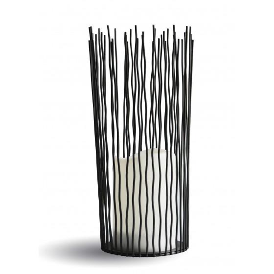 Bougie solaire extérieur à LED 35 cm