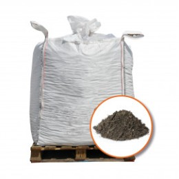 Terre végétale enrichie en big bag 1 m3