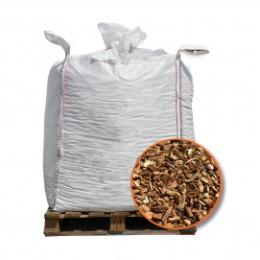 Plaquette forestière en big bag 1 m3