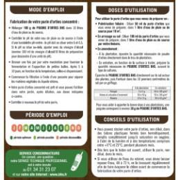 Poudre d'ortie 300 g pour préparation de purin dilué