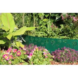 Belle bordure jardin plastique vert