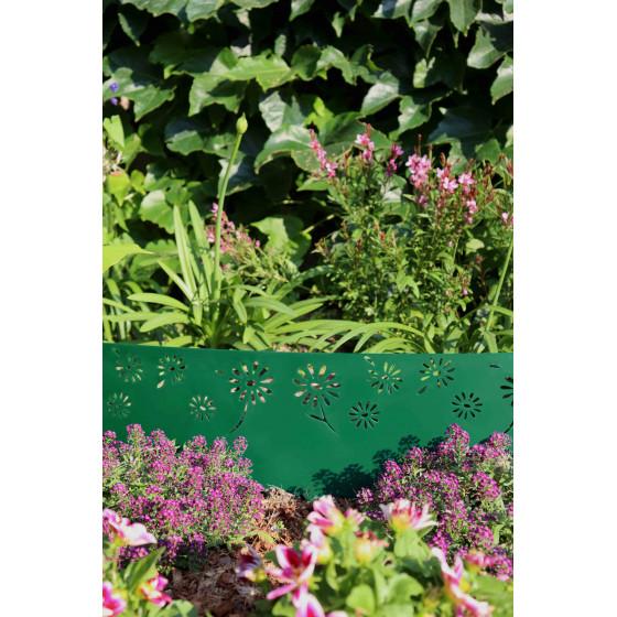 Bordure de jardin plastique pour sublimer vos fleurs